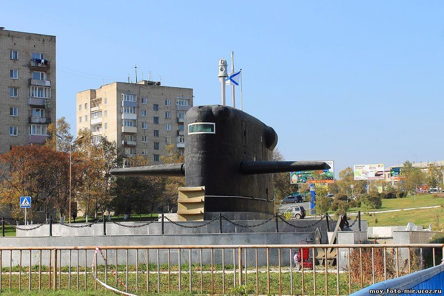 Фото города большой камень
